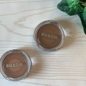 Buxom Staycation Vibes Primer Infused Bronzers
